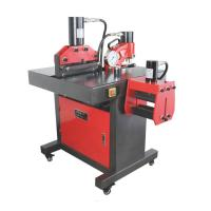 China Copper Generatrix Hydraulic BusBar Machine on sale