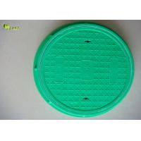 Composite Resin Manhole Cover Hydrant Ductile Iron Rain Drain Grating With Frame