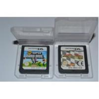 China Wholesale Mario DS Games for ds dslite dsi xl 3DS Games Console (No box Manual Cover) Mix Order on sale