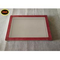 China High Hardness Aluminium Screen Printing Frames / Custom Screen Frames on sale