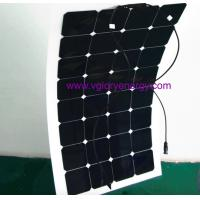 China High efficiency 320W flexible solar panels for home (Sunpower solar panel) on sale