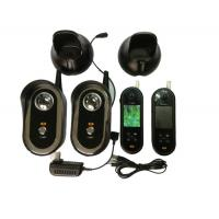 2.4ghz Video Door Entry Intercom Systems With 2 Monitor And 1 Camera Manufactures