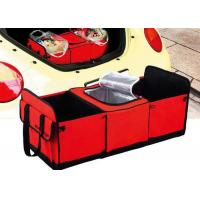 Adjustable Trunk Dividers For Cars Groceries Car Trunk Storage Containers Manufactures