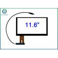 G + G Capacitive Touchscreen Panel For Testing Machines , 10 Touch Point Manufactures