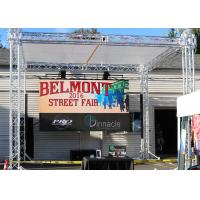 Lightweight P2.97mm Small Pixel Pitch LED Display Banks / Stages Weather Proof Manufactures