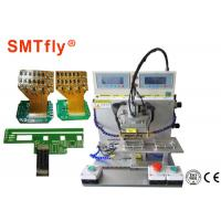 220V FPC Hot Bar Soldering Machine For 0.1mm FFC Hot Bonding Solution SMTfly-PP3A Manufactures