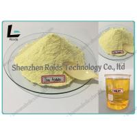 Safe Trenbolone Acetate Steroid CAS 10161-34-9 , Light Yellow Trenbolone Acetate Injection Manufactures
