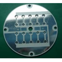Single Layer LED Double Sided Electronic PCB Boards , High Current / Thermal Conductivity Manufactures