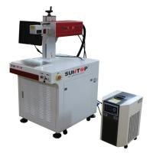 Nameplate tube UV Laser Marking Machine / Portable Laser Marking Equipment Manufactures