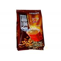 Quality Zip Lock Aluminum Foil Coffee Packaging Bags For Food Moisture Proof for sale