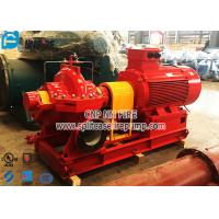 Buy cheap Superior Grade UL And FM Certification Horizontal Fire Pump Set With Electric Motor Driver from wholesalers