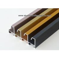 Simple Design Colored Aluminum Canvas Frame With Light Weight Manufactures