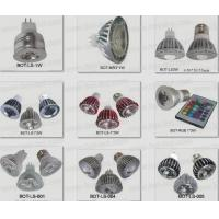 LED MR16 1/3w , GU10 3w Light /E27 3w Lamp, High Power LED Light, LED Bulb Manufactures