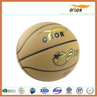 high quality and fashion cheap rubber PVC PU basketballs Manufactures