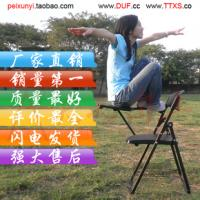 Convinient & Reliable Folding Church Lecture Chair handy and Easy-moving Conference Chair Manufactures