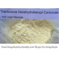 Healthy Tren Anabolic Steroid Trenbolone Hexahydrobenzyl Carbonate ( parabolan ) 23454-33-3 Manufactures