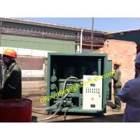 Buy cheap High Voltage Transformer Oil Purifier,Insulation Oil Purification System, mineral Oil Filtration equipment supplier from wholesalers