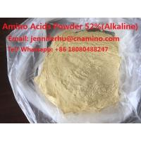 Compound Free Amino Acids Powder 52% Organic Fertilizer ,Alkaline Amino Acids Powder Manufactures