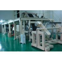 High efficiency PE Protective Film Coating Machine with EPC corrector 10 - 150 m / min Manufactures