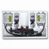 HID Conversion Kit, Includes 2-piece Bulbs and 2-piece Ballasts Manufactures