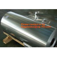 Household use food grade Kitchen aluminum foil roll, aluminum foil paper with