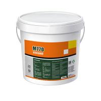 Efficient Waterproof Floor Tile Adhesive , 7 - 8 PH Strong Linoleum Flooring Adhesive Manufactures