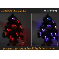 Red 12V 100 Led Rope Lights Holiday Decoration Battery Operated Manufactures