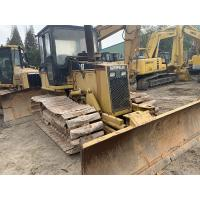 China 6 Way Blade Used CAT D3C LGP Bulldozer With CAT 3046 6 Cylinders Engine for sale