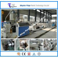 Hot Sale PPR Water Pipe Extruding Equipment Manufactures