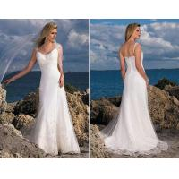 2012 new designer lace over flat taffeta wedding gowns Manufactures