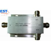 3 Way Power Divider/Splitter EST800-2500MHZ With High Power 150W Manufactures