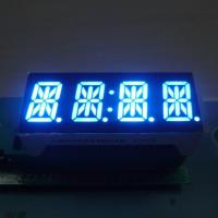 SGS Anode 14 Segment Alphanumeric Led Display For Stb Car Radio Manufactures