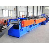 12 Station Metal Stud And Track Roll Forming Machine With Patented Universal Cutter Manufactures