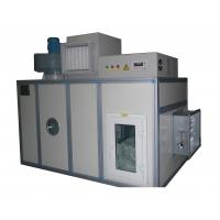 Electric Reactivation Desiccant Wheel Dehumidifier Industrial Compact