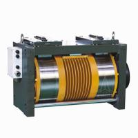 Ø330 Gearless Elevator Traction Machine With DC200V Brake Voltage Diana 1.75m/s Manufactures