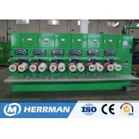 Horizontal / Vertical Wire And Cable Machinery , Copper Wire Enamelling Machine Manufactures