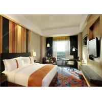 Buy cheap Professional Wooden Standard Hotel Bedroom Furniture Sets with Lobby from wholesalers