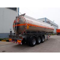 Buy cheap CIMC air suspension 40000 liters fuel tank semi trailer for sale from wholesalers
