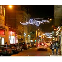 China 2015 outdoor christmas motif light across street from China on sale