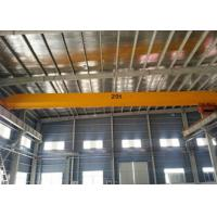 Single Girder Mobile Overhead Crane 12 Ton / 1200 Ton Low Noise Smooth Starting Manufactures