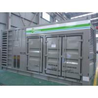 China High Pressure 74KW Compressed Natural Gas Filling Stations 2YZ1500-74FA on sale