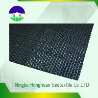 140kN/98kN PP Split Film Woven Geotextile for Road construction 640G Manufactures