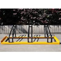 Heavy Duty Steel Tubing Floor 3 Vehicle / Bicycle Display Stand Manufactures