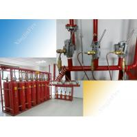 5.6mpa Hfc-227ea FM200 Gas Suppression System Worked for Single Zone Manufactures