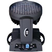 108 x 3W RGBW LED Moving Head Light Professional LED Stage Lighting for Nightclub Manufactures