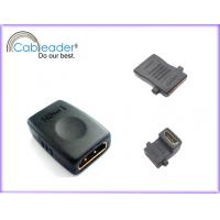 24K pure gold plated 1080p DTS HD 5.1 7.1 HDMI Female Adapter19 pin Female Manufactures