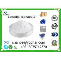 99% Pure Pharmaceutical Material Estrogen Cas 50-50-0 Estradiol Benzoate For Hypoestrogenism Manufactures