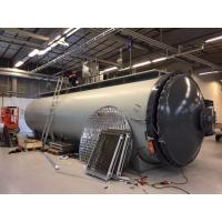 High Performance Carbon Fiber Autoclave 1.5X4M For Aviation New Condition Manufactures