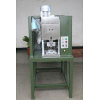Holland 3 Pin Plug Insert Semi Automatic Crimping Machine / Terminal Crimping Machine Manufactures