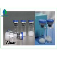 Aicar Human Growth Hormone Peptide / Muscle Building Peptides Pharmaceutical Grade